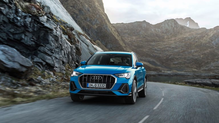 Audi reveals the all-new 2019 Q3 crossover