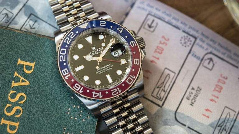 One of the most highly coveted Rolexes is being offered for retail