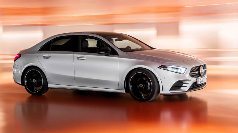 Mercedes finally brings the A-Class to the US