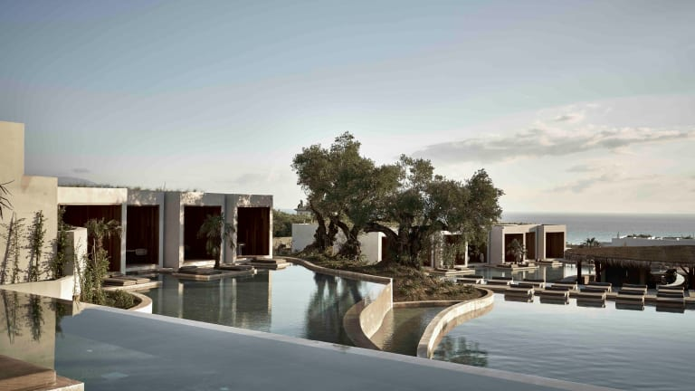 The stunning Olea Hotel opens on the Greek Island of Zakynthos