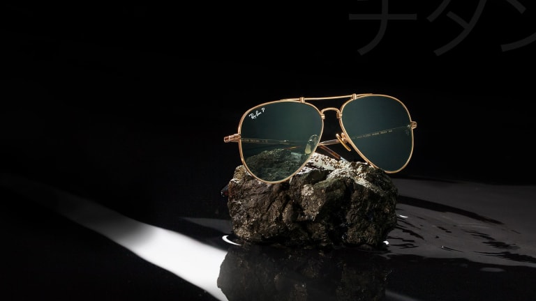 Ray-Ban reveals its Made in Japan collection