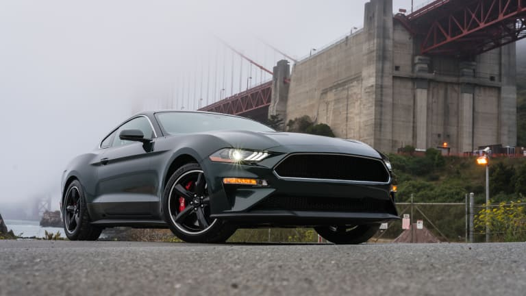 Ford's new Bullitt recaptures the spirit of a cinema icon