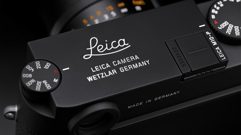 Leica releases the M10-P