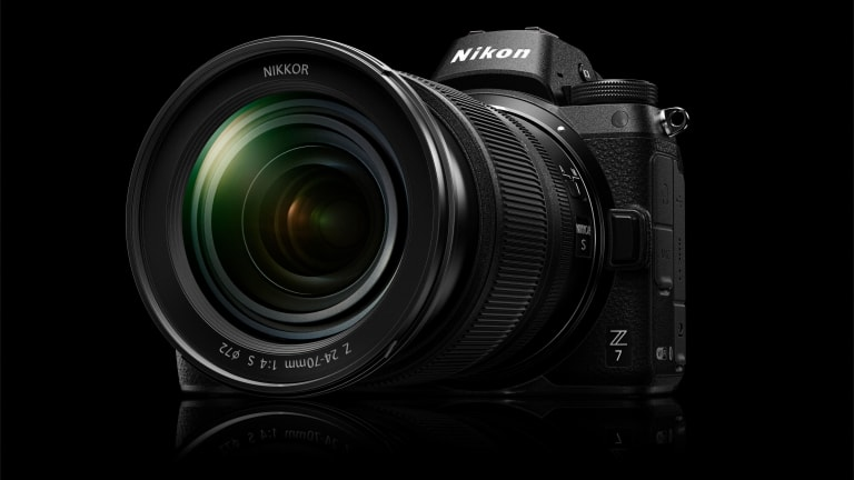 Nikon's long-awaited full-frame mirrorless cameras have finally been revealed