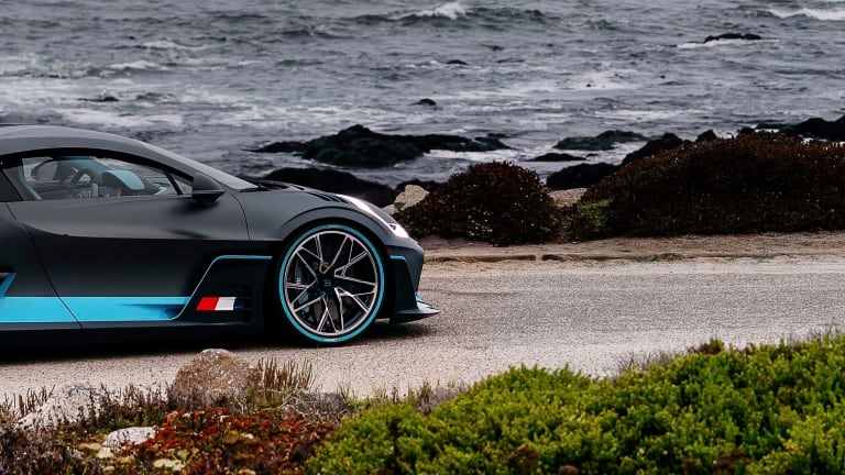 Bugatti reveals its $5.8 million dollar Divo