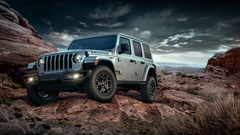 Jeep reveals the 2018 Wrangler Moab Edition