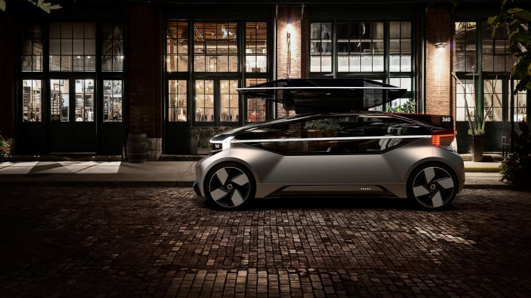 Volvo's 360c concept wants to take on domestic air travel