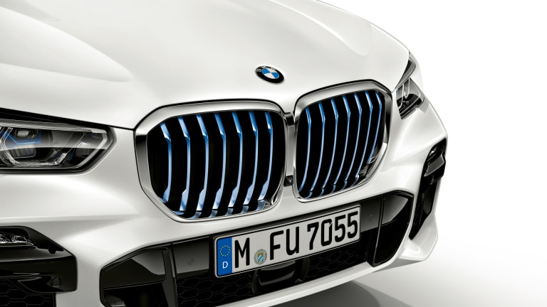 The latest BMW X5 iPerformancegets a boost in range and performance