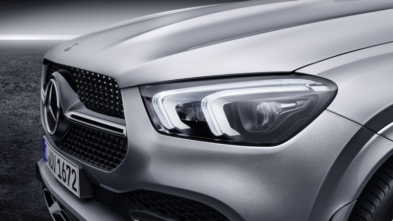 Mercedes unveils its redesign for the GLE