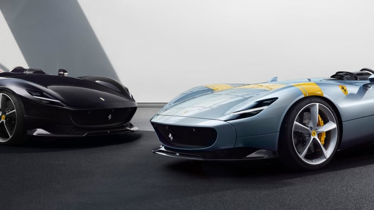 Ferrari reveals its Icona limited editions