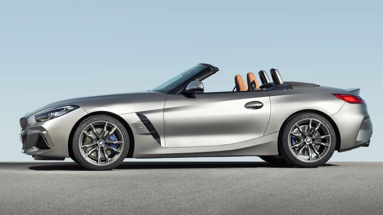 BMW reveals more details about the upcoming 2019 Z4