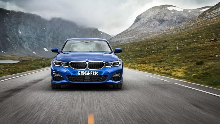 BMW unveils the next-generation 3 Series