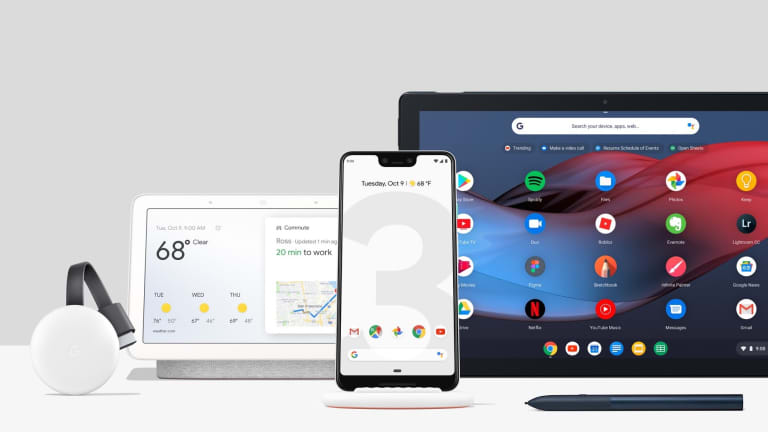 Google reveals the Pixel 3, Pixel Slate, and Home Hub