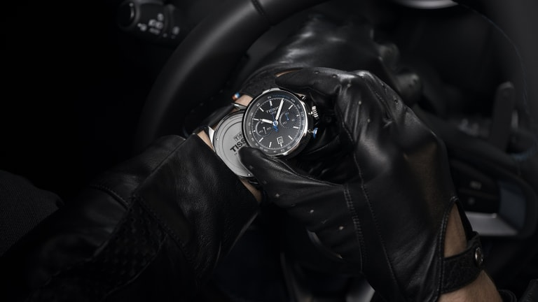 Tissot releases anOn Board Automatic for the Alpine A110