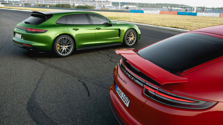 Porsche adds two new GTS models to the Panamera range