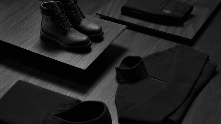 wings+horns launches a four-piece capsule with Timberland