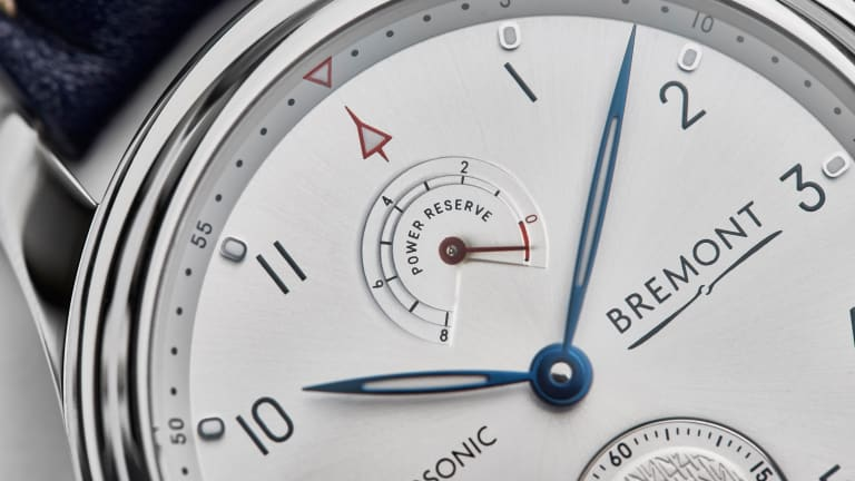 Bremont celebrates an aviation icon with their new Supersonic timepiece