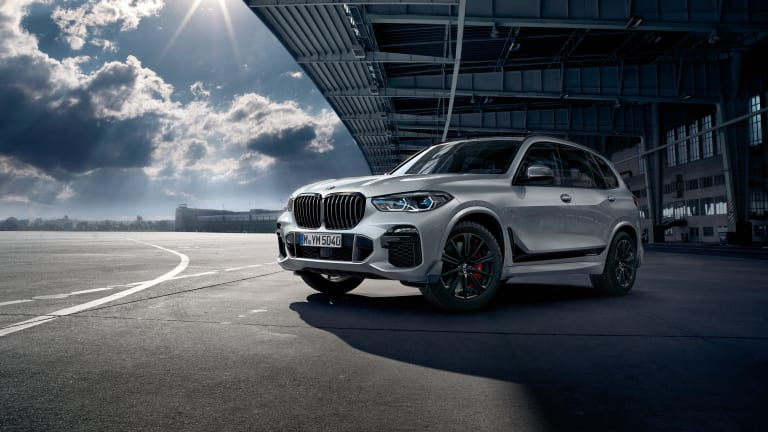 BMW previews its M Performance Pack for the 2019 X5