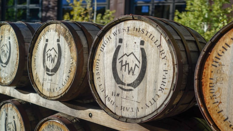 Cooper and Thief is using rye whiskey barrels to rethink Cabernet Sauvignon
