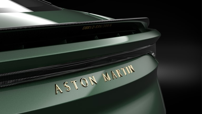 Q by Aston Martin commemorates their 1959 Le Mans win with a limited edition DBS