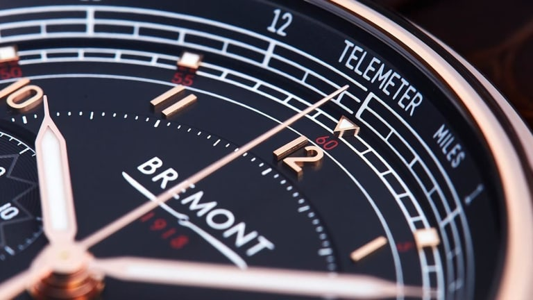 Bremont celebrates 100 years of the Royal Air Force
