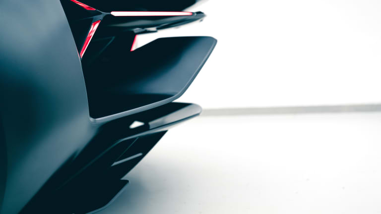 Lamborghini and MIT's Terzo Millennio envisions the hypercar company electric-powered future