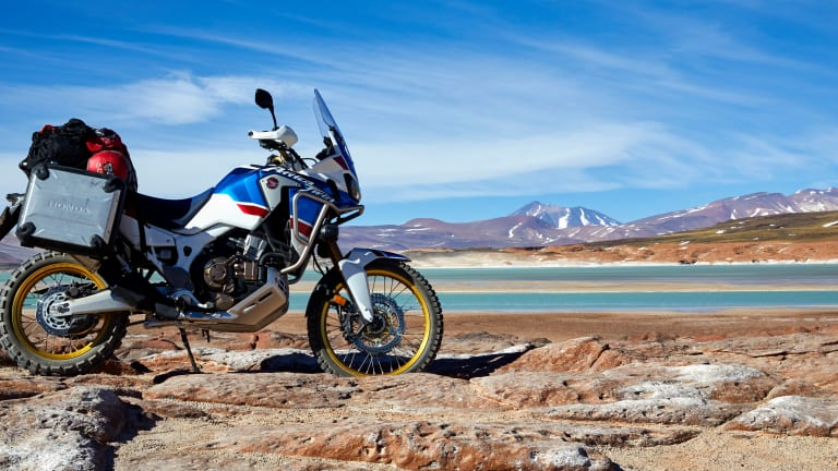 Honda adds an Adventure Sports model to the Africa Twin line