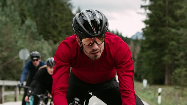 Rapha updates its performance shield with the Arenberg