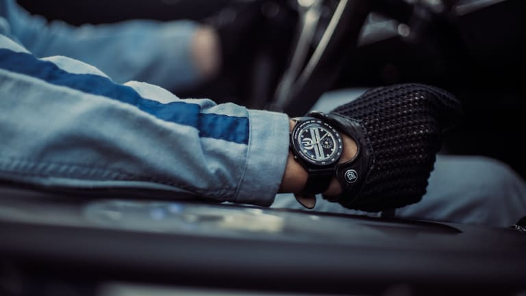 Autodromo Announces Its Ford Gt Inspired Endurance Chronograph