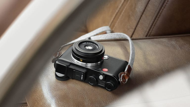 Leica releases the CL, a new APS-C system camera