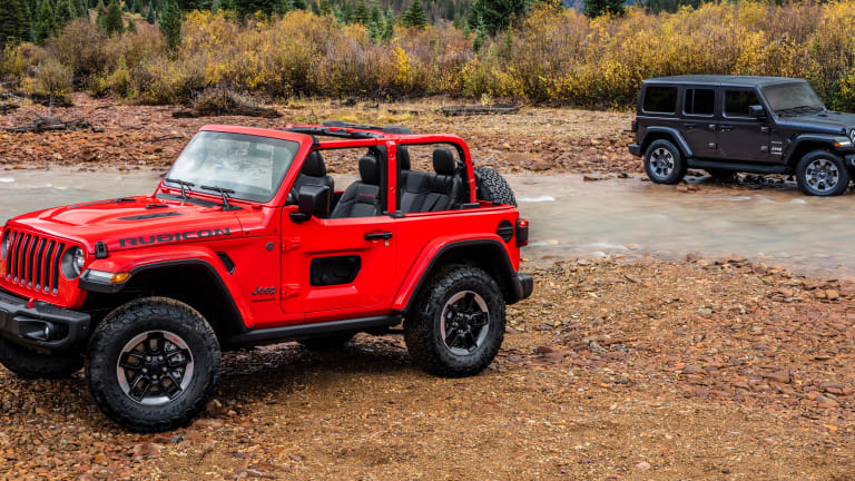 Jeep fully reveals the next-generation Wrangler