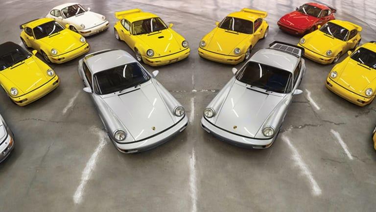 RM Sotheby's announces the 'Exclusively Porsche - The 964 Collection' auction