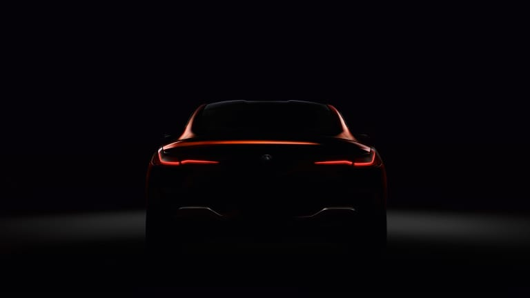 BMW gets closer to the official reveal of the 8 Series with its latest teaser