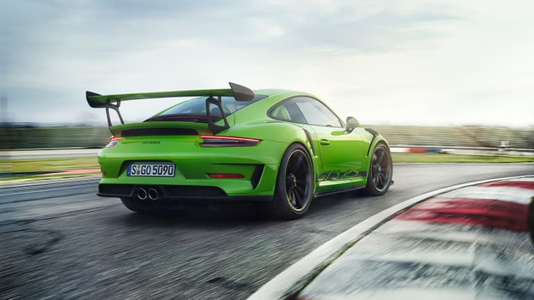 Porsche reveals its most powerful naturally aspirated, street-legal production 911