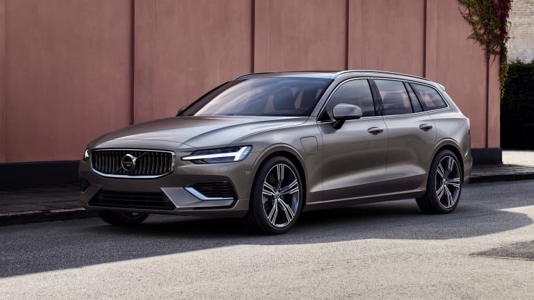 Volvo is giving us wagon envy all over again with their gorgeous new V60