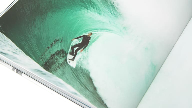 Corey Wilson and Mick Fanning document five years of surf adventures in their new book
