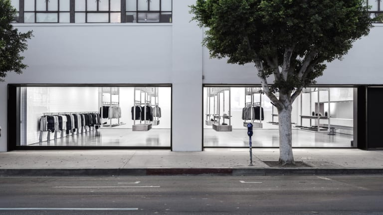 Reigning Champ opens its first store in the United States