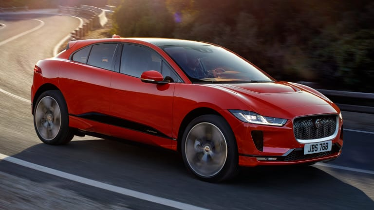Jaguar electrifies its SUV lineup with the reveal of the production I-Pace