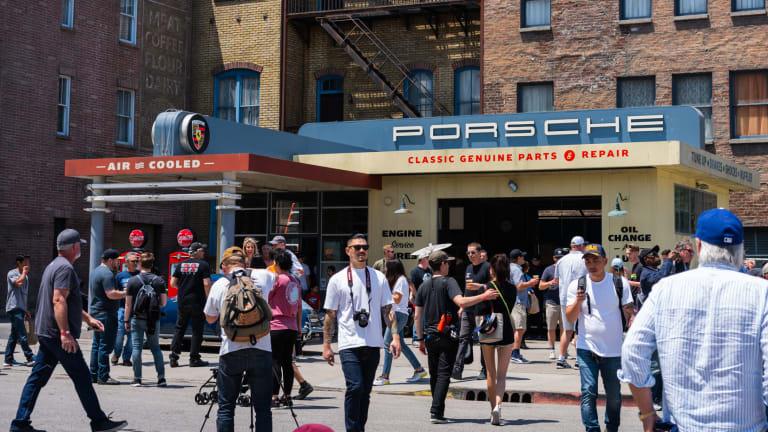 Luftgekühlt 6 gathered thousands of Porsche fans for their biggest event to date