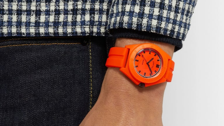 Bamford's new Mayfair Sport is a colorful new watch that's perfect for the summer