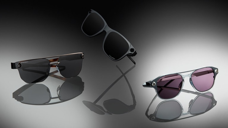 Oakley's latest innovation hides a complex structure in their new Ahyris collection