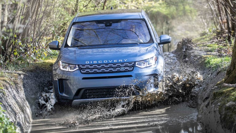 Land Rover brings more tech and power to the 2020 Discovery Sport