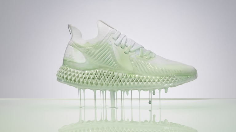 adidas launches its Alphaedge 4D Parley for the Oceans