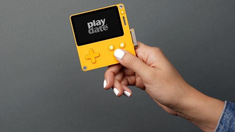 Panic modernizes classic handheld gaming with Playdate
