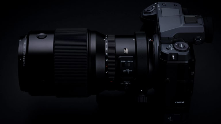 Fujifilm announces its newest medium format monster, the GFX100