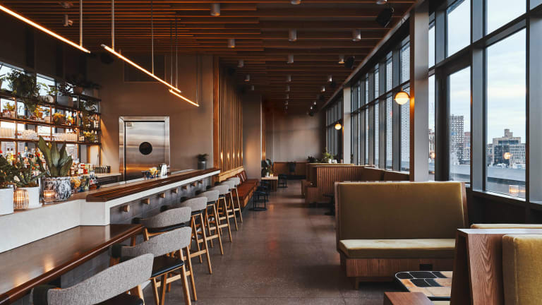 The team behind the Ace Hotel opens Sister City in New York's Lower East Side