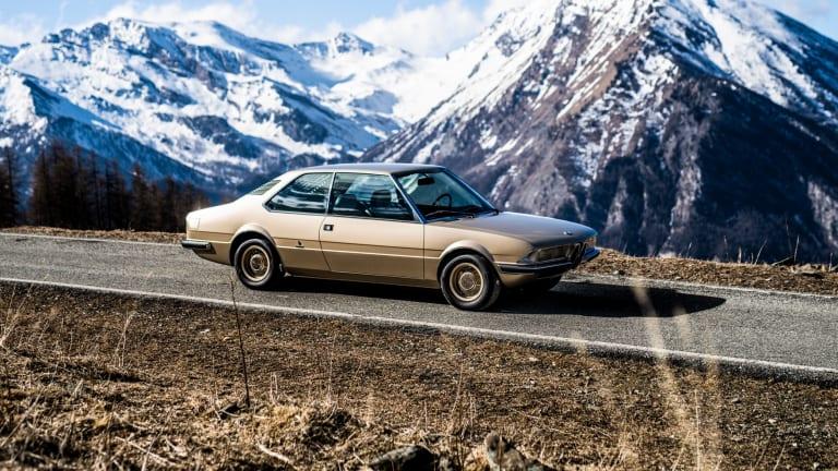 BMW recreates a long-lost concept with the Marcello Gandini-designed Garmisch