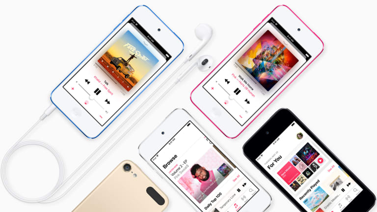 Apple releases a new iPod Touch with more power and more storage
