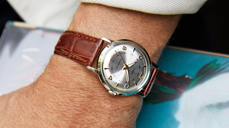 Todd Snyder resurrects a forgotten Timex model with the Welton Bi-Metal