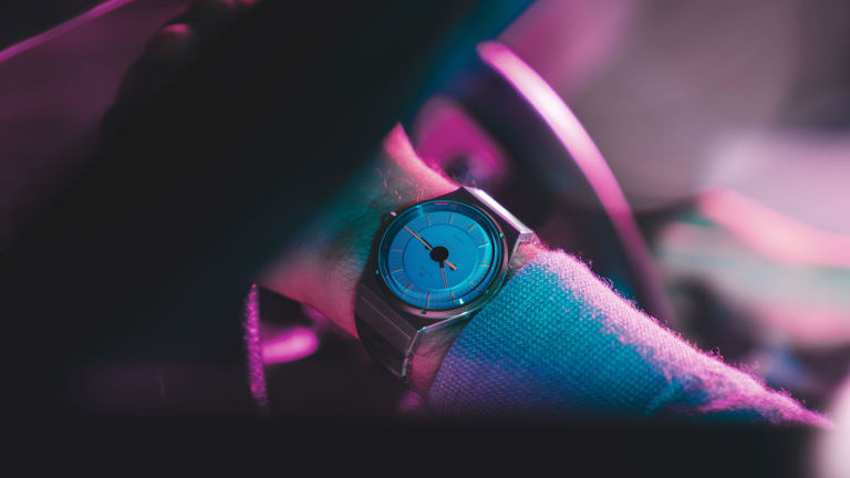 Autodromo introduces an 80s-inspired colorway with the Group B Series 2 in Corsica Blue